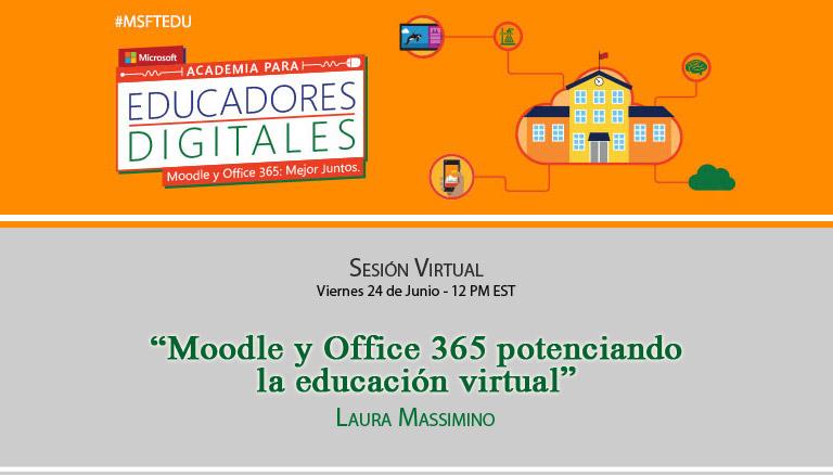 Webiar: Moodle + Office 365